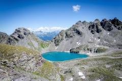 Alps Mountain Range, Switzerland