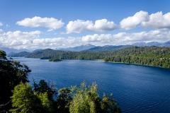 Lago Espejo Grande, Argentina
