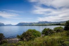 Lago Huechulafquen, Lanín National Park, Argentina