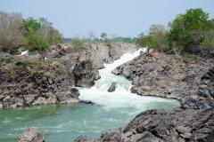 Khone Falls, Laos