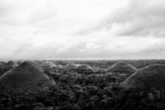 Chocolate Chills National Geological Monument, Bohol, Philippines