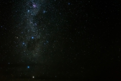 Milky Way over Uyuni Salt Pan, Bolivia