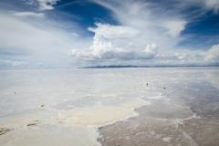 Uyuni Salt Pan, Bolivia